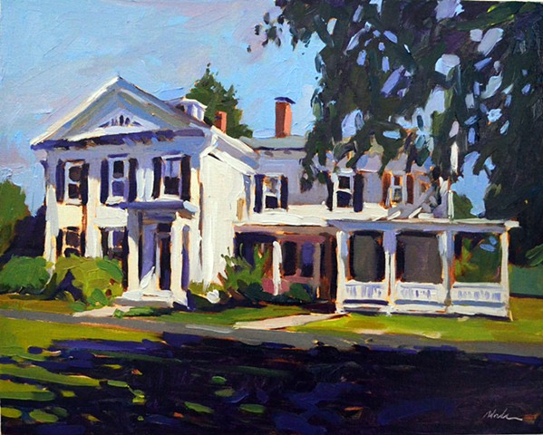 '' Abner Tucker House 2 Dartmouth MA.'' Commission
