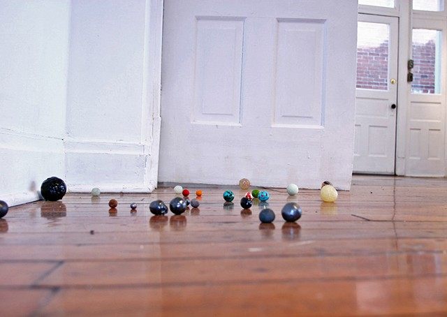 marbles (installation view 2)