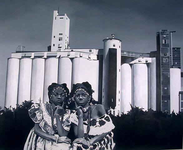 Twins in Iowa