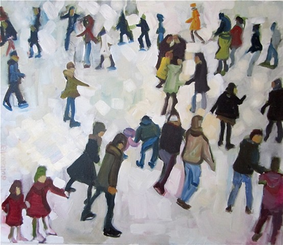 Ice skaters ii.