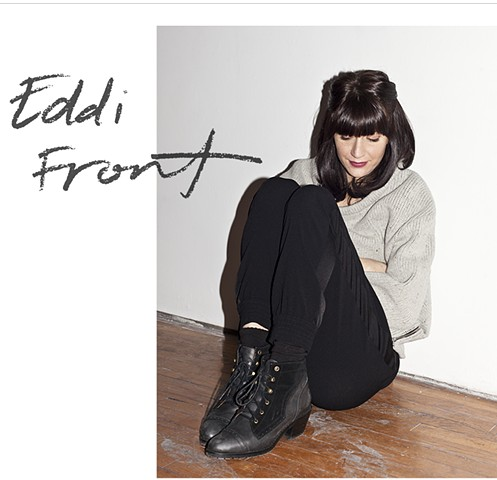 Eddi Front for ARITZIA Magazine