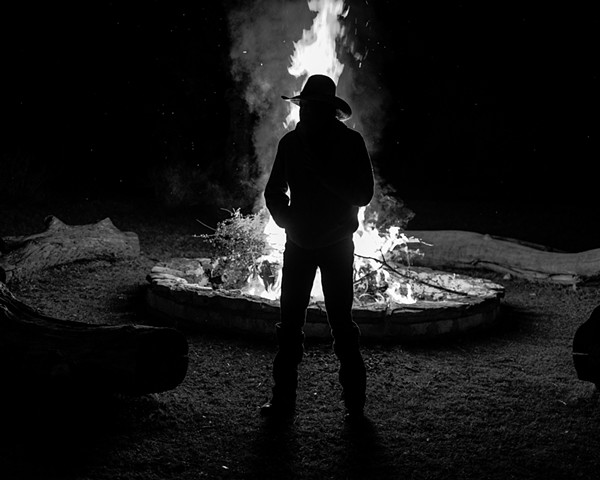 Emerging From The Fire Christopher Curnutt Photographer