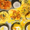 "Jasmyne Graybill Crested Buttercream Polyps Muffin pan, polymer clay 12"" x 8"" x 2"""