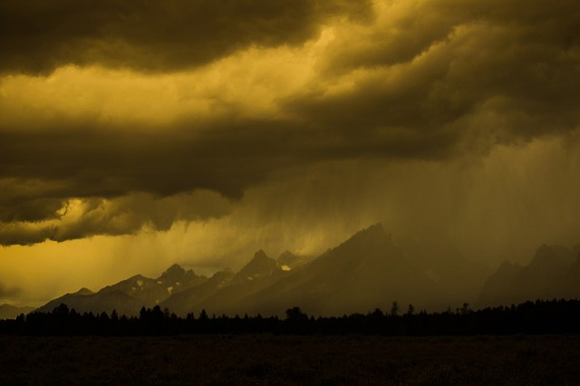 """Teton Storm"""