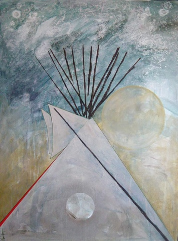 """Seasons Change Tipi"""
