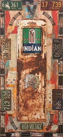 """Indian Gasoline"""