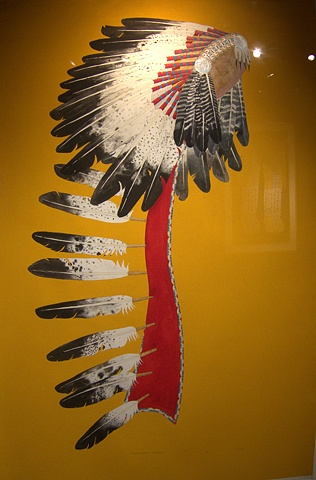 """Longfeather's Headdress"""