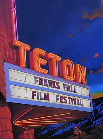 """""""Teton Theater"""""""