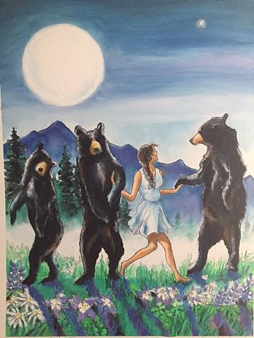 """Dancing with Bears"""