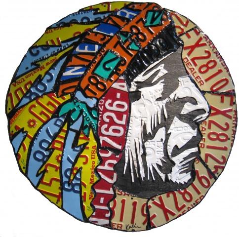 """Native American Circular"""