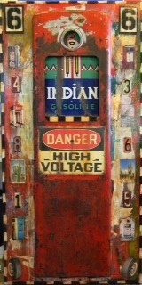 """Danger High Voltage"""