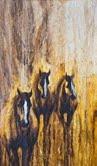 """""""Three Stone Horses"""""""