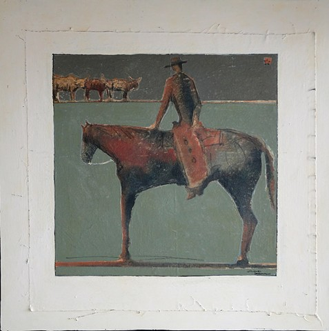 """Lone Star Cattleman I"""