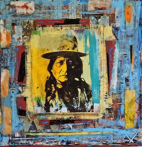 """Sitting Bull Series"""