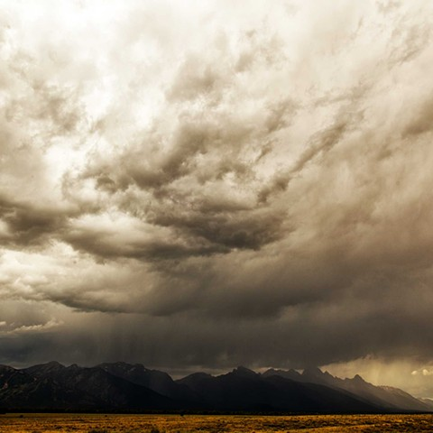 """Teton Clouds"""