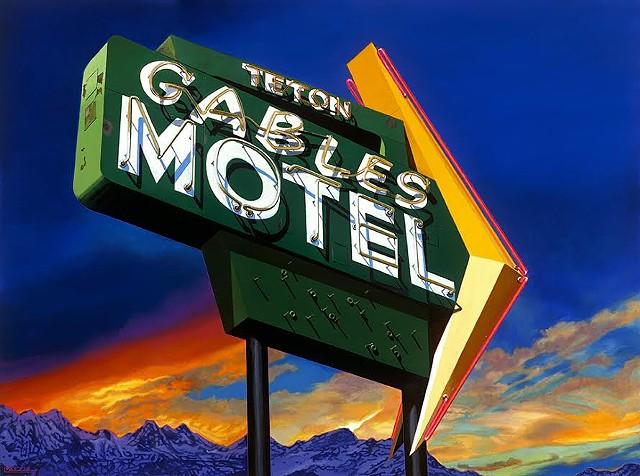 """Teton Gables"""