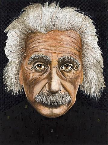"""""""Albert Einstein III"""""""