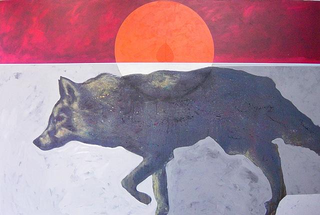"""""""Plains Coyote"""""""