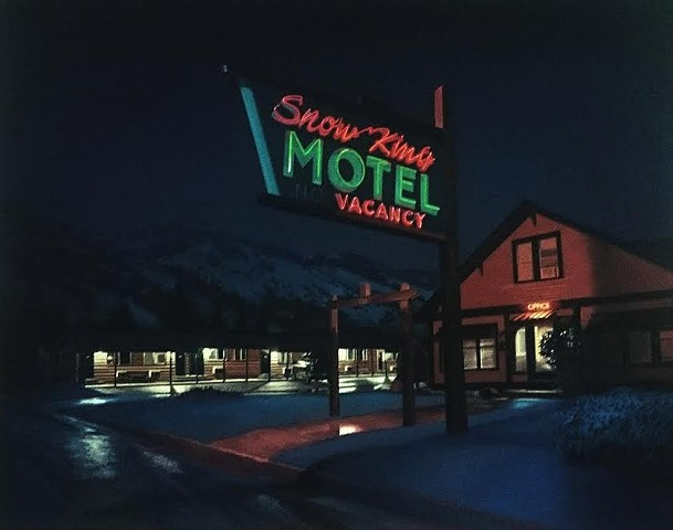 """Snow King Motel"""
