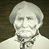"""Geronimo with Leaves"""