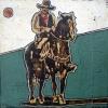 """Ranch Rider Green"""