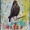 """Raven Series #8074"""