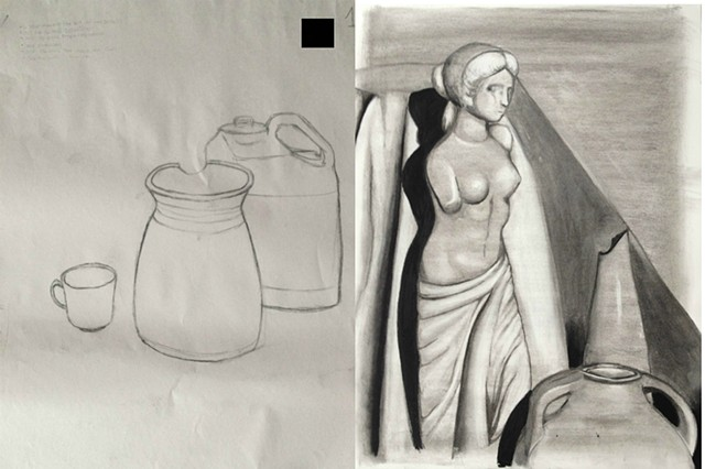 Drawing I Student Example 4