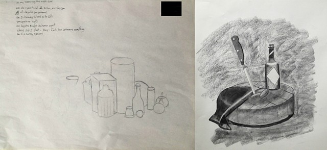 Drawing I Student Example 2