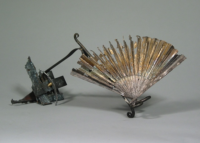 Untitled (Fan)