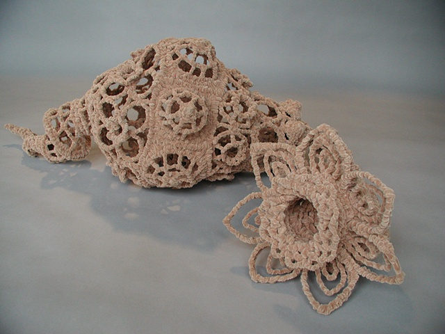 Chenille stem sculpture