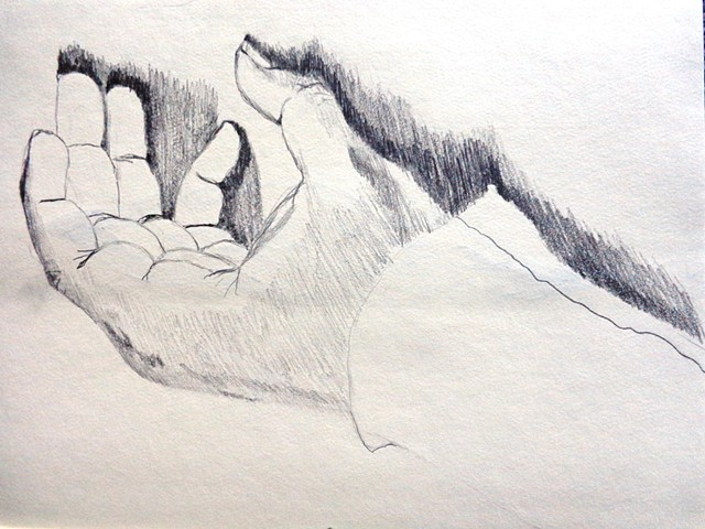 Hand Drawing II
