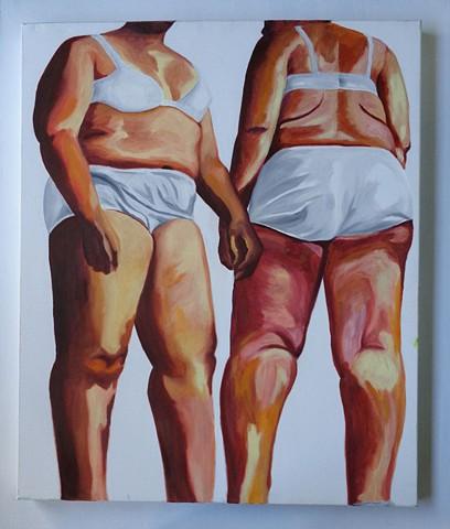 Women in Underwear III