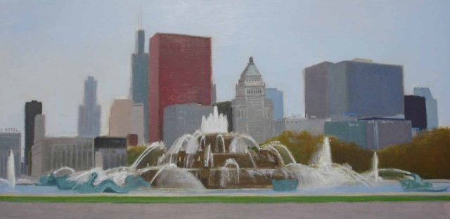 """Buckingham Fountain"""