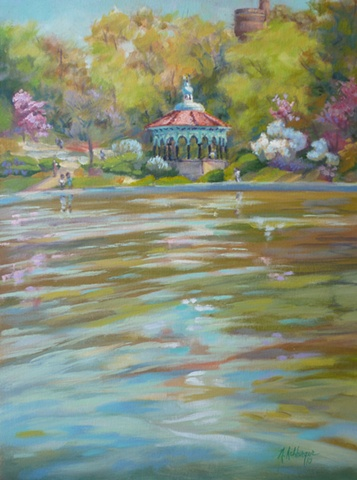 Mirror Lake Gazebo