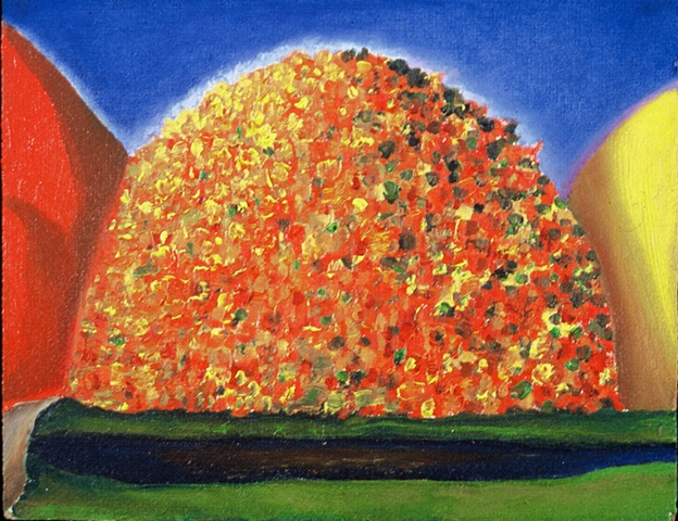 Mr. Paquette's Mountain, Bromont, Quebec (Sold)
