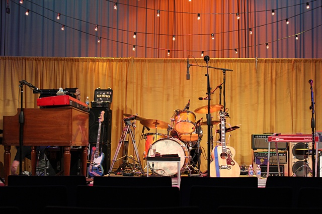 decemberists stage design for opb