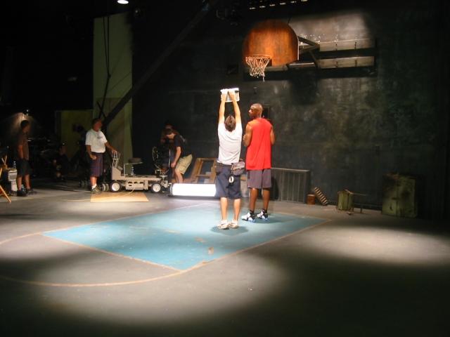 Nike NBA  shoot