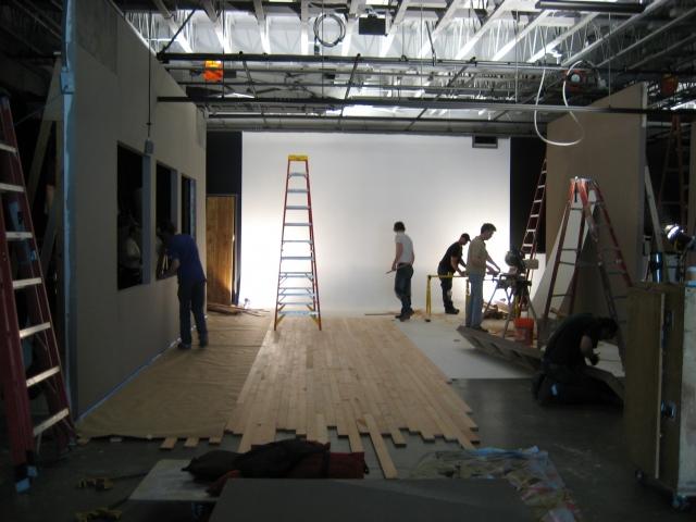 set build  day 1