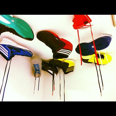Sockeye- Adidas shoot