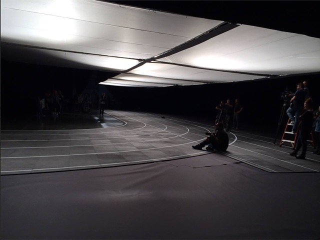 set build for Carlos Serrao /Nike