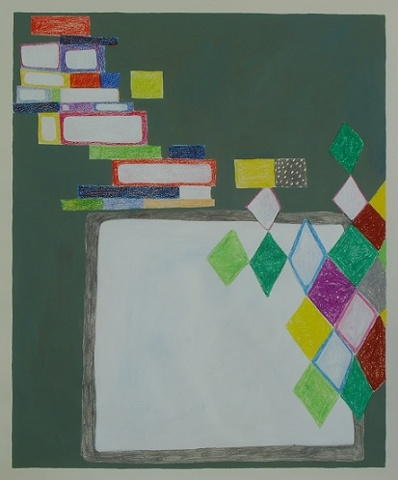 Kevin McDevitt's work on paper