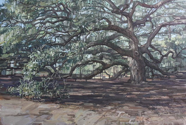 Angel Oak (IV)