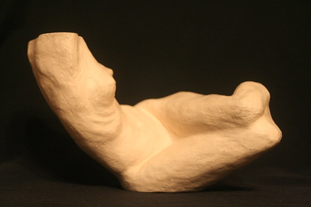 """Tap Root"" Study for monumental carving"