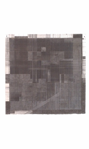Janet Lobberecht Untitled (grid/black/square.11)