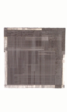 Janet Lobberecht Untitled (grid/black/square.10)