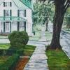 Rain on Green Roof