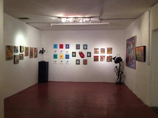 Wabba at the Gabba at Gabba Gallery