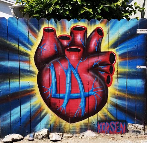 Heart of LA