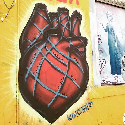 Heart of Winston Street