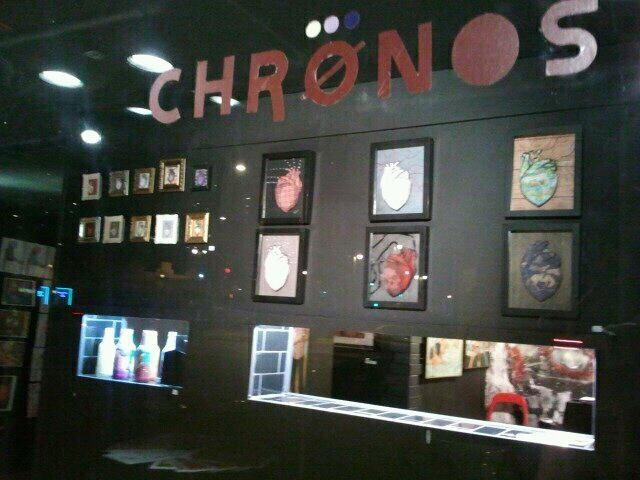 Chronos Gallery Los Angeles